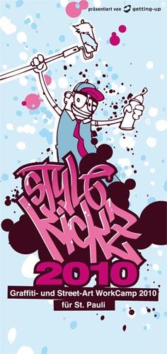 Stylekickz 2010 Flyer
