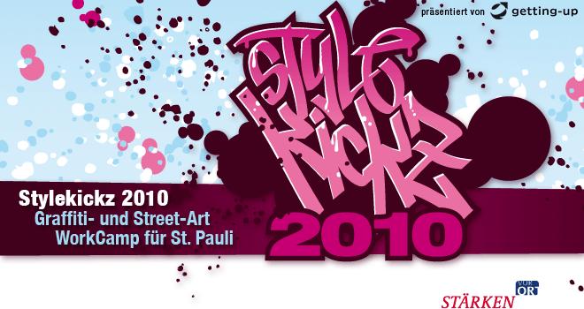 Stylekickz 2010 Header